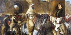 maroc selon delacroix