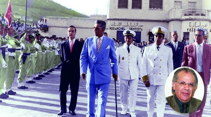 Mustapha sehimi un homme fort la t te d un minist re for Ministre interieur 1960