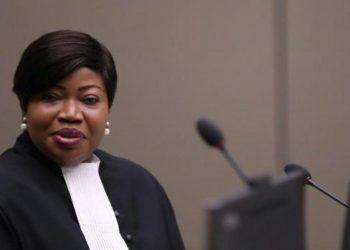 La procureur de la CPI, Fatou Bensouda.