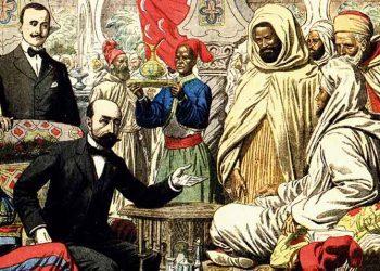 Les représentants étrangers feront le pied de grue pour présenter, chacun à son tour, le projet de banque d'Etat au sultan.